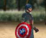 captain america - avenger shield