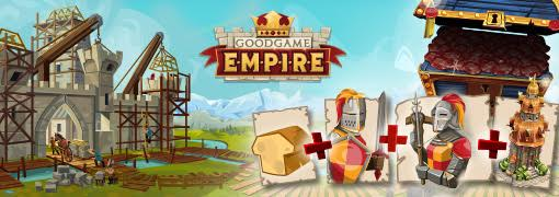 Goodgame Empire'dan Kampanya