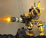 Öfkeli Robot