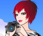 Fotoğrafçı Kız Giydirme