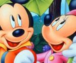 Mickey Mouse Yap Boz