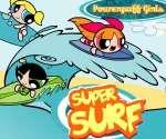 Powerpuff Kızları Surf