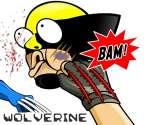 Wolverine Döv