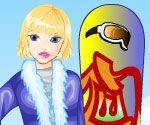 Kayakçı Kız