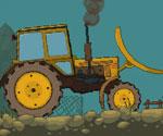 Güçlü Traktör