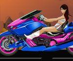 Güzel Motorcu