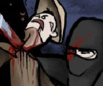 Ninjanın Öfkesi