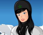 Kayakçı Kızı Giydir