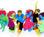 Rengarenk Gençler