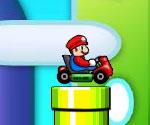 Süper Mario Araba Yarışı