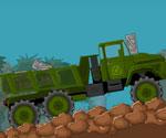 Yeşil Yük Kamyonu