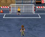 Parkta Futbol