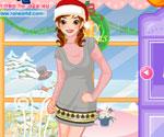 Noel Puanlı Giysi