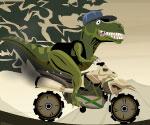 Motorcu Dinozor