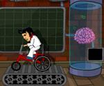 Elvis Bisiklet Sürüyor