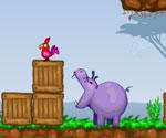 Neşeli Hipopotam