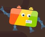 Robot Tetris