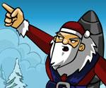 Roket Santa