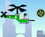 Ben 10 Görev Helikopteri