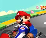 Süper Mario Go Kart