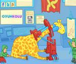 Zürafa Fırlat
