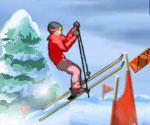 Süper Karda Kayak