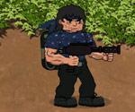 Rambo Düşmanlarına Karşı