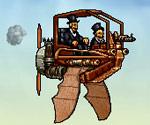 Kanatlı Uçan Savaşçı
