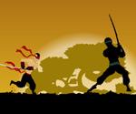 Ninja Karanlık Güçlere Karşı