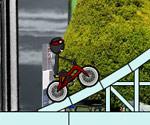 Bisikletçi Çöp Adam