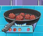 Köfte Pişir