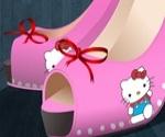 Hello Kitty Ayakkabı Tasarımı