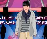 Justin Beiber Giydirme