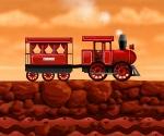 Tren Yolu Patlama
