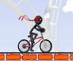 Bisikletçi Çöp Adam 2