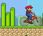 Bisikletli Mario