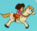 Dora ve Unicorn