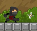 Ninja Zombileri Parçalıyor