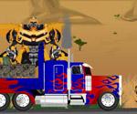 Transformers Tırı