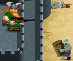 Vikingler Zombilere Karşı