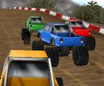 İki Kişilik 4x4 Araba Yarışı