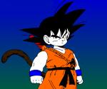 Son Goku Boyama