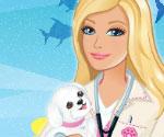 Veteriner Barbie