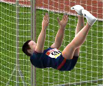 Atletizm Yüksek Atlama