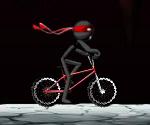 Bisikletçi Çöp Adam 3