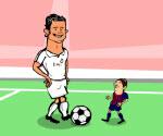 Cristiano Ronaldo Ağlıyor