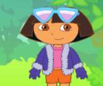 Dora Elbise Giydirme