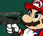 Nişancı Mario Oyunu