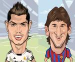 Ronaldo mu Messi mi