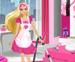 Barbie Ev Temizle